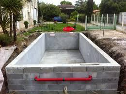 Projet Tapes De Construction D Une Piscine En Gironde Etapes Construction Piscine Traditionnelle
