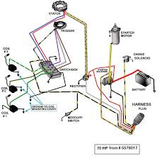 evinrude hp electric start wiring diagram mercury outboard wiring diagrams mastertech marin merc