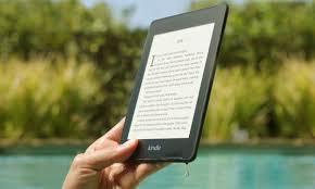 Máy đọc sách Kindle Paperwhite thêm bản chống nước - VnExpress Số hóa