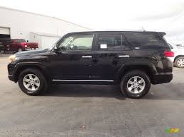 Black 2012 Toyota 4Runner SR5 Exterior Photo #67934591 | GTCarLot.com