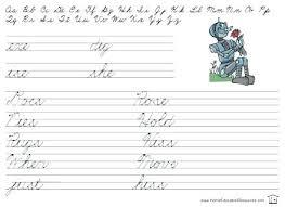 Free Printable Handwriting Worksheet Generator Maker Cursive Packet