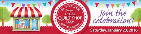 Quilters Dream Batting: January 2016 & 10 Reasons to shop locally. Adamdwight.com