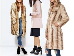 faux fur coats that are better than the real deal