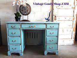 shabby chic office furniture. tiffany blue desk shabby chic or by thevintagegoodyshop 25000 office furniture e