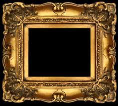 doodlecraft vintage gold gilded frames free printables old gold picture frames