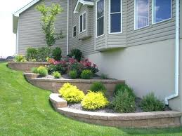 office landscaping ideas. Landscape Hill Ideas Images About Landscaping On Side Front Yard Stones And  Little Rocks Office Building Office Landscaping Ideas O