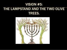 Image result for lampstand and olive tree