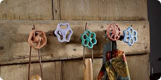 Knob Coat Rack Reclaimed Wood and Faucet Knob Coat Rack 15