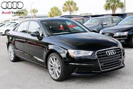 This Is ME For This Year...2016 Audi A3 Black On