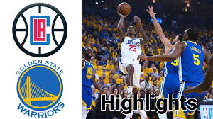 Clippers vs Warriors HIGHLIGHTS Full ...