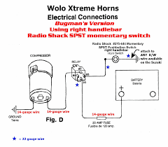 air horn relay wiring data wiring diagrams \u2022 horn wiring diagram car at Horn Diagram Wiring