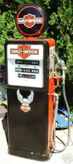 Harley Davidson Vending Machine Gorgeous 48489548 HarleyDavidson Premium Gas Pump Display Case Black