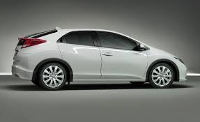 New European Honda Civic Debuts at Frankfurt Auto Show   Car and ...