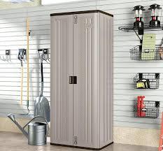 suncast outdoor storage deck boxes wonderful cabinet home depot white