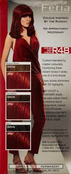 57 Revlon Colorsilk Hair Color Shades