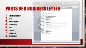 Business Letter Writeshop Ronie M Protacio Executive Director