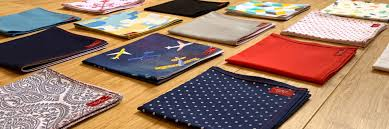 Handkerchiefs are functional, classic accessories. The Quality Handkerchief Shop 100 Eco Friendly Ethical Tshu