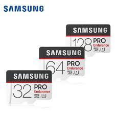100% Chính Hãng SAMSUNG TF Thẻ Nhớ MicroSD PRO Độ Bền 256G 100 MB/giây 128GB  SDXC SDHC 32GB C10 TF thẻ UHS I 64GB Thẻ Nhớ|Thẻ Micro SD