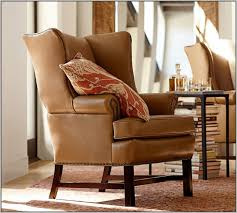 leather wingback chair australia