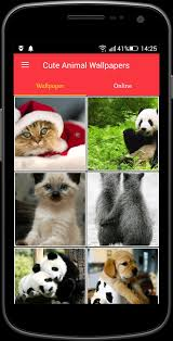 Cute Animal Wallpapers for Android ...