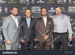 Adam Ottmar, Nino Simone, Frederico Lapenda, Anthony Severini attend 19th  Annual Beverly Hills Film Festival, Hollywood, CA on… | Stock photos, Photo  editing, Image