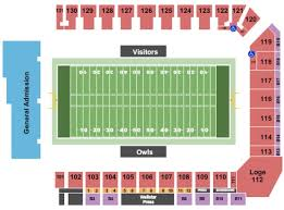 Kennesaw State Football Seating Chart Fifth Third Bank Stadium Tickets In Kennesaw Georgia