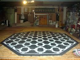 octagonal area rugs blue octagon burdy rug bur rectangle