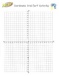 Numbered Coordinate Graph Paper Ispe Indonesia Org