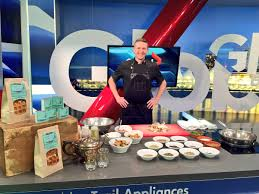 """Medina Cafe on Twitter: """"Chef Adam Perrier joins @LynnColliar on @GlobalBC  @ 8:40am to preview @VanHomeShows cooking stage demos. #BCHGS16  https://t.co/U8LHOn5zmk"""""""
