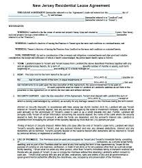 Rental Lease Agreement Template Free Residential Word Post Download ...
