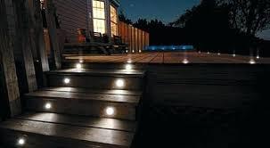 deck stair lighting ideas. Deck Stair Lights Lighting Ideas