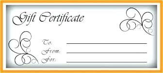 Custom Gift Certificate Templates Free Gift Voucher Template With Colorful Pattern Certificate