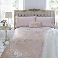 pale pink bedding. Delighful Bedding An Elegant Addition To Your Bedroom This Duvet Cover From Julien Macdonald  Comes In Pale Pink With A Gorgeous Gold Foil Design With Pale Pink Bedding O
