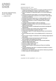 Business Analyst Resume Business Analyst Resume Sample Velvet Jobs 20