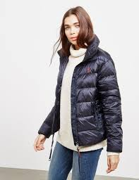 Designer Puffer Coats Women S Clothing Polo Ralph Lauren Embroidered Down Jacket Polo Ralph Polo