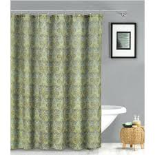 smlf green pattern shower curtains with extra long shower shower curtain greenhouse bathroom decorating green and brown