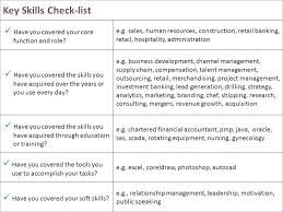 Key Skills For Resume Noxdefense Com