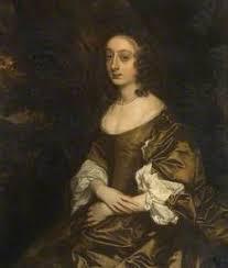 Eleanor Needham (c.1627–1663/1664), Lady Byron, as Saint Catherine ...