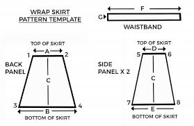 Wrap Skirt Pattern Unique How To Sew A Wrap Skirt WeAllSew
