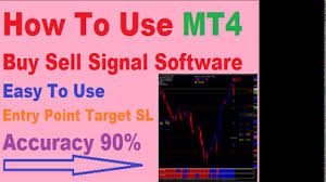How To Use Mt4 Buy Sell Signal Software Mcx Nse Forex 90