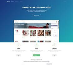 Elite Startup Landing Page Template