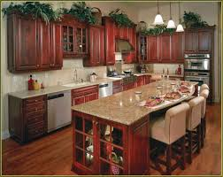 Dark Maple Kitchen Cabinets Maple Kitchen Cabinets Traditional Kitchen With Coffee Stained