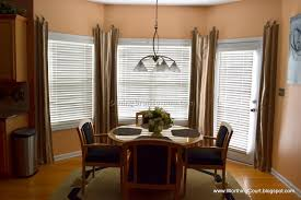 Curtains For Dining Room Bay Window Best Dining Room, dinning room ...