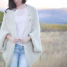 Free Shrug Knitting Patterns Mesmerizing Cocoon Shrug Knitting Pattern Free Tutorial Super Easy