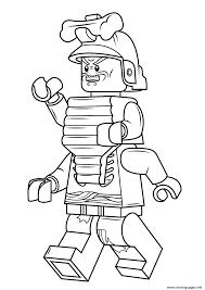 Lego Ninjago Lord Garmadon Coloring Pages