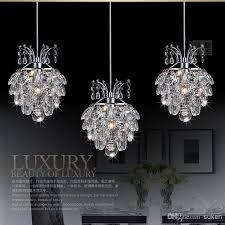 best modern crystal pendant lighting for kitchen de inspired living room good chandelier pendants
