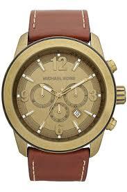 17 best images about ساعات رجالية brown leather watch michael kors mk8250 men brown متجر فاشن السعوديه