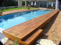 rectangle above ground pool sizes. Rectangle Above Ground Pool With Deck Innovative Rectangular Swimming Wooden Sizes O