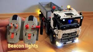 Lego Technic Power Functions Lights Lego 42043 Mercedes Actros Led Lighting Kit