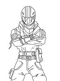 Burnout Fortnite Coloring Page Free Printable Coloring Pages For Kids